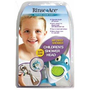 child size shower head