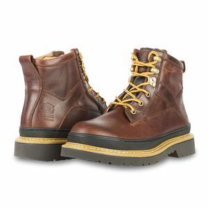 100 waterproof work boots
