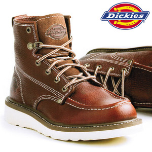 """Dickies Men's Trader 6"""" Leather Shoe"""