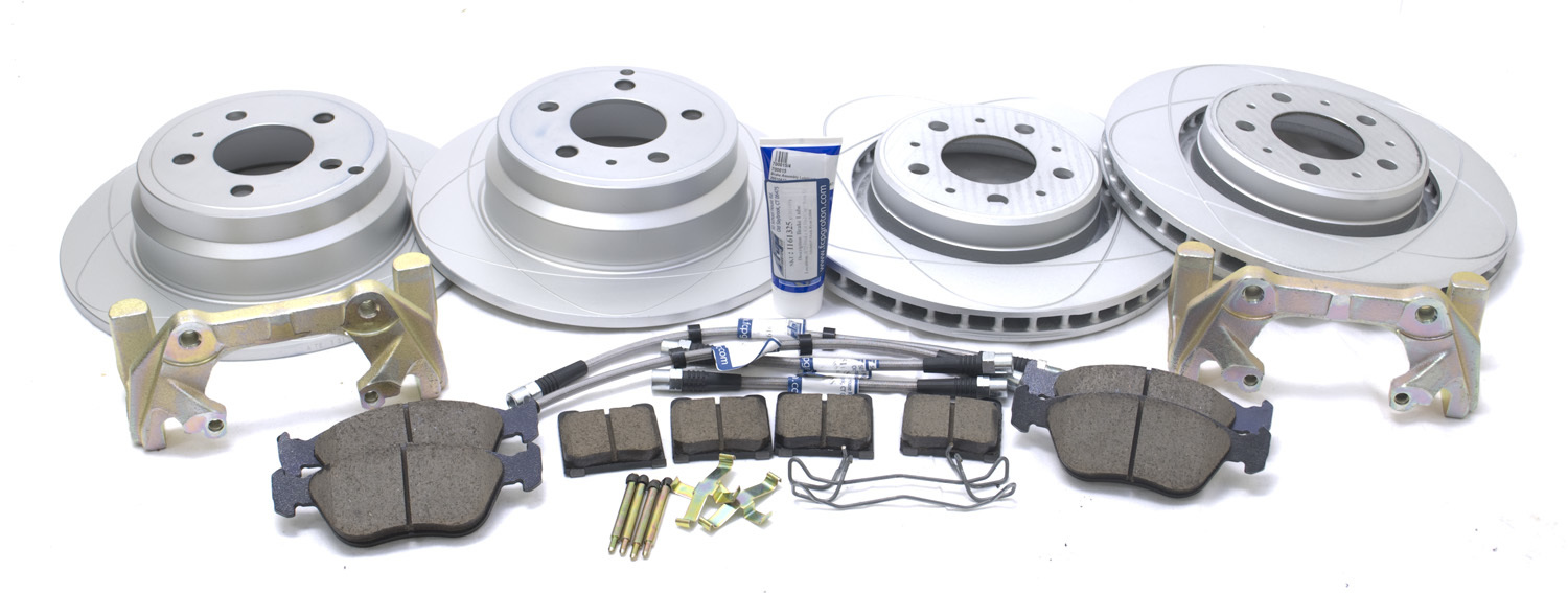 who makes the best brake rotors