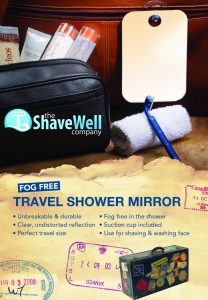 The Shave Well Company Fog-Free
